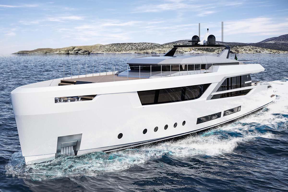 Baglietto-e-Hot-Lab-revelam-conceito-do-V-Line-38-boatshopping