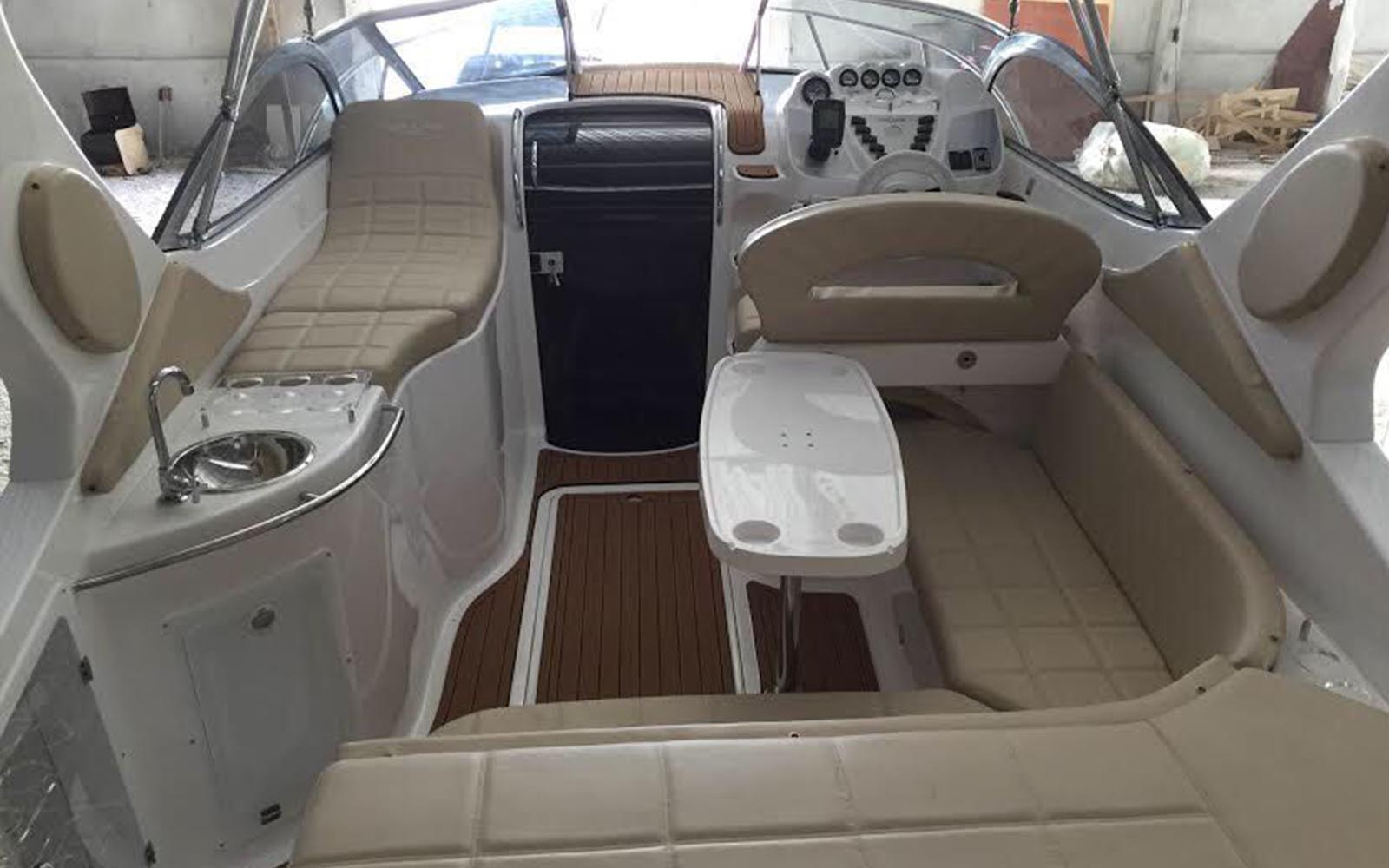 Linha completa top line yacht - boat shopping 18