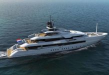 heesen yachts iate conceito de 60 metros - boat shopping