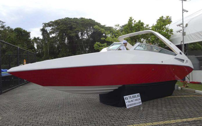 lanchas rossini 260 15 boat experience - boat shopping