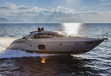 Ferretti group dubai international boat show Pershing 70 - boat shopping