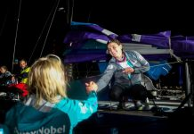 Martine Grael vence etapa da Volvo Ocean Race