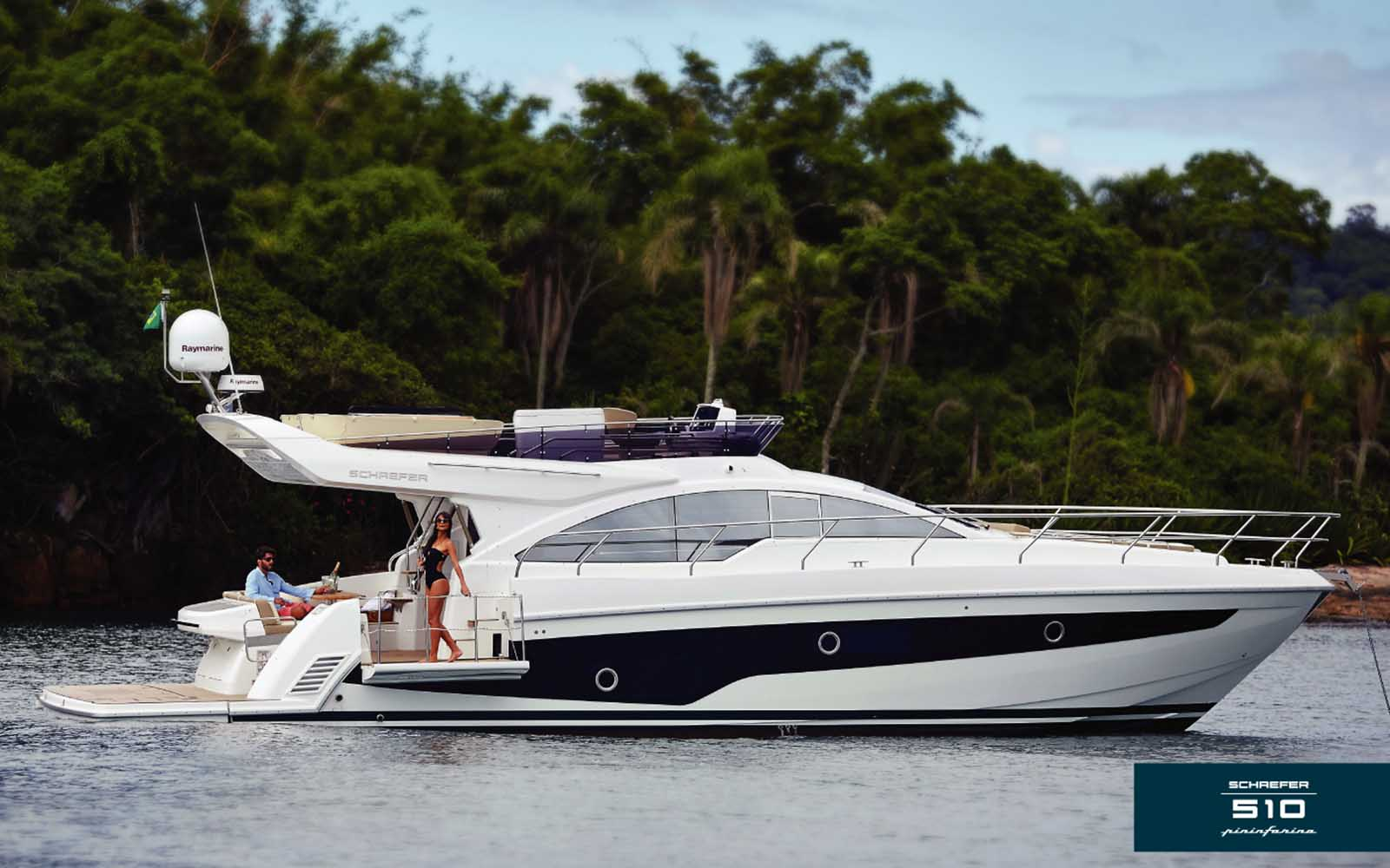 schaefer 510 pininfarina - boat shopping