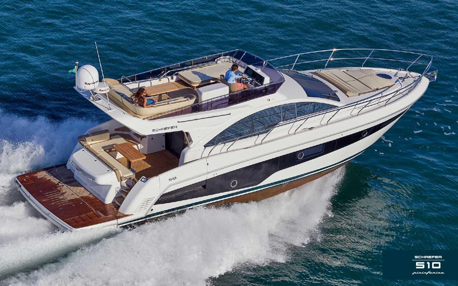 schaefer 510 pininfarina - boat shopping