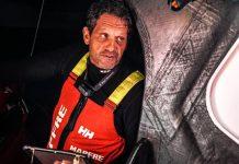 Frota da Volvo Ocean Race rumo ao Cabo Horn-boatshopping