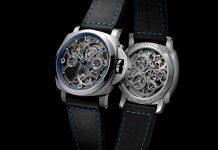 7b9c21091ea Panerai lança relógio com caixa impressa em 3D