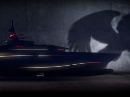 Fincantieri revela iate conceito Griffin, de 66 metros-boatshopping