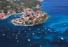 St. Barts Caribe - boat shopping