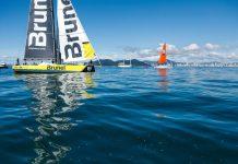 Team Brunel vence etapa mais dura da Volvo Ocean Race-boatshopping
