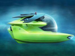 Aston Martin apresenta seu submarino pessoal-boatshopping