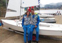 Brasil conquista ouro na classe snipe nos jogos Sul-Americanos-boatshopping