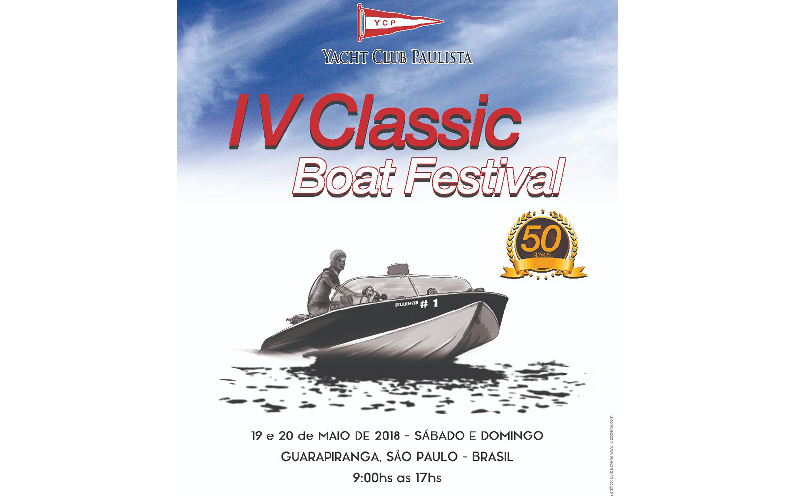 Eventos 1 - Boat Shopping