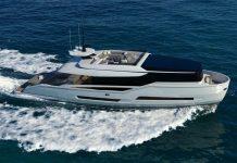 ISA Yachts entrega novo iate de 24 metros-boatshopping