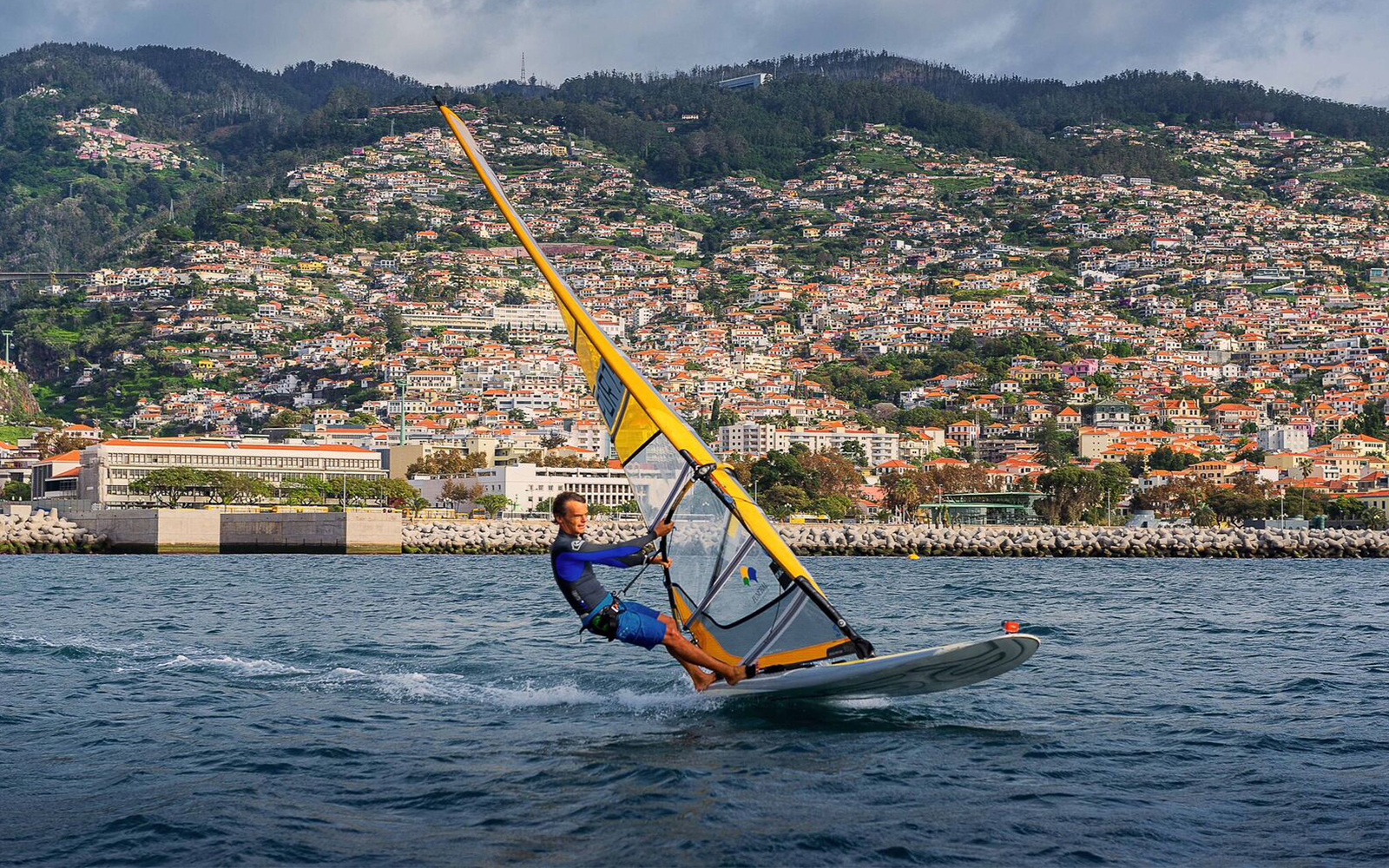 Ilha da Madeira 4 - Boat Shopping