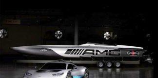 Mercedes - Boat Shopping
