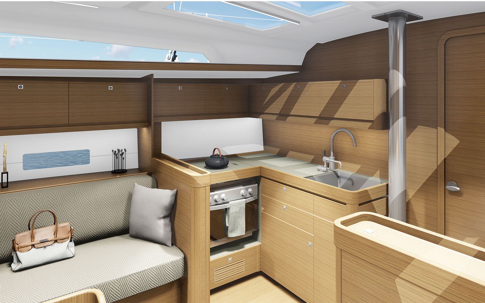 Modelo 4 - Boat Shopping