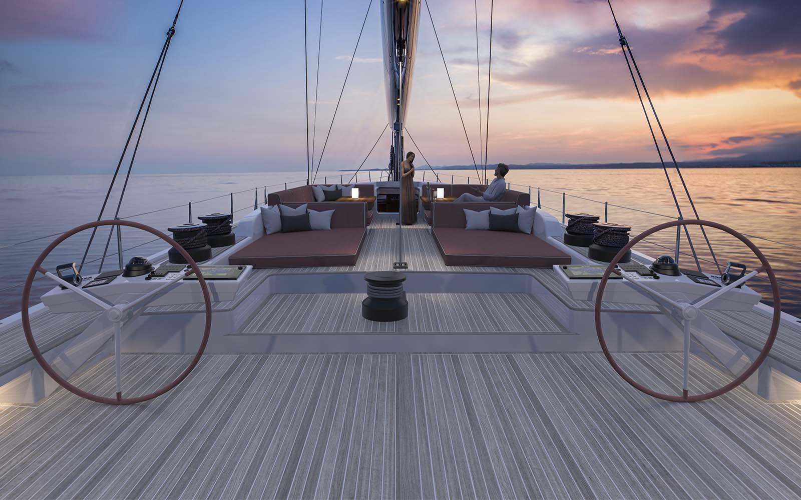 Nautor Swan apresenta veleiro que combina performance e conforto-boatshopping