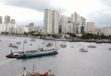 Porto de Santos - Boat Shopping