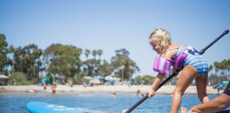Standup Paddle - Boat Shopping