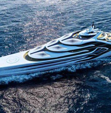 Andy Waugh revela o iate conceito Acionna-boatshopping