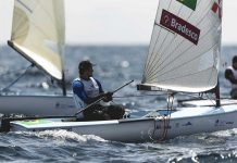 Brasil vence regatas em duas classes no 1º dia da Final da Copa do Mundo-boatshopping