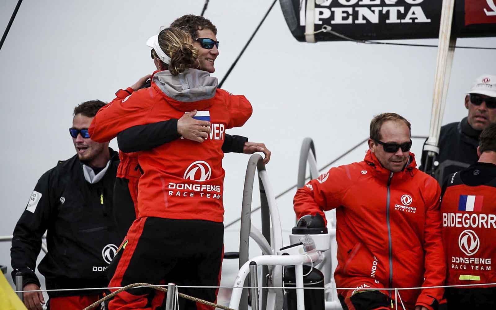 Donfeng vence Volvo Ocean Race - boat shopping 2
