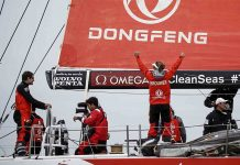 Donfeng vence Volvo Ocean Race - boat shopping