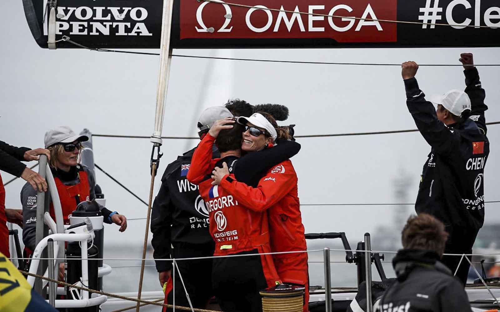 Donfeng vence Volvo Ocean Race - boat shopping 3