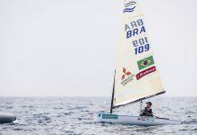 Equipe brasileira de vela disputa final da copa do Mundo-boatshopping