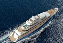 Golden Yachts entrega superiate O'Ptasia-boatshopping