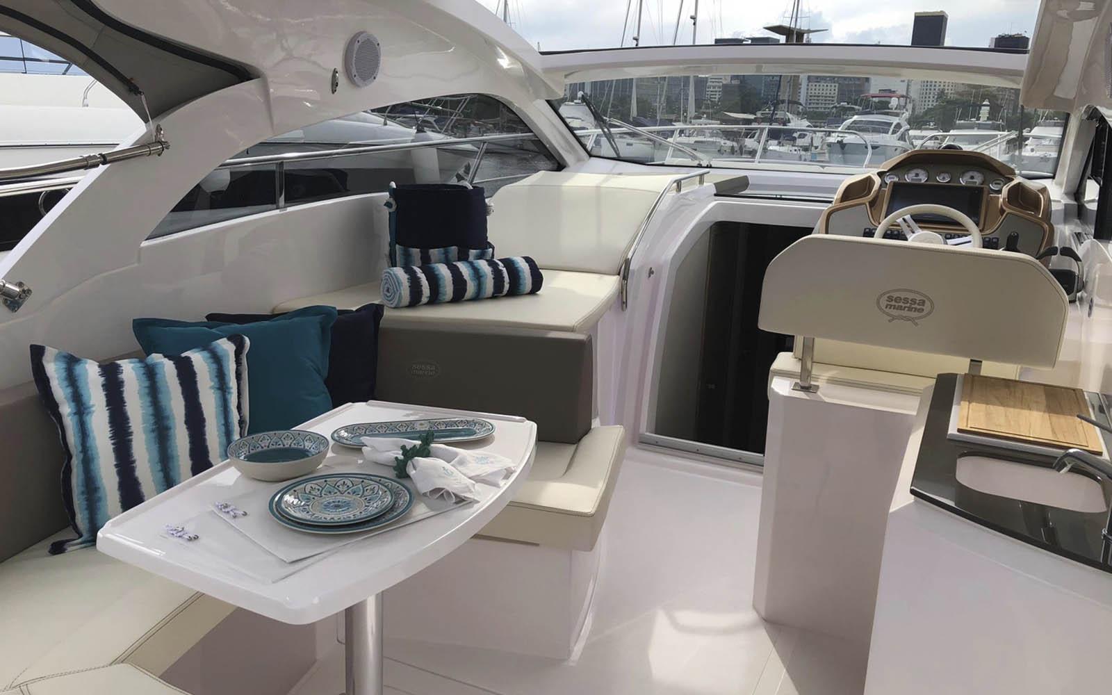 Intech Boating faz sucesso com Campanha de Vendas da Sessa C36-boatshopping