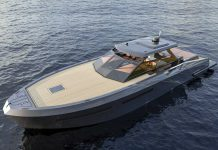 Novo iate Mazu 52 HT vai estrear no Cannes Yachting Festival-boatshopping