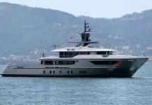 Sanlorenzo entrega quarto iate 460 EXP-boatshopping
