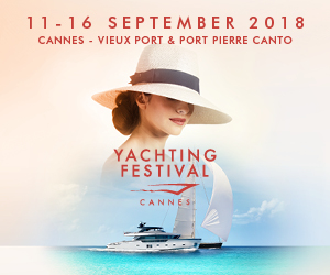 Banner Cannes Yachting Festival