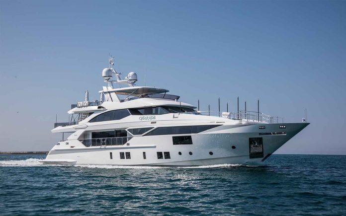 Benetti Yachts Fast 125 - Charade -boatshopping