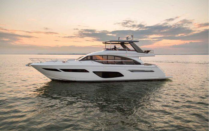 Elegante e moderno; Princess revela imagens do F70-boatshopping