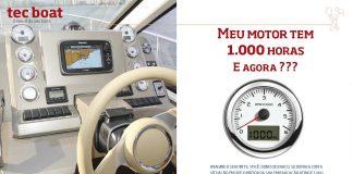 Motor de 1000 horas - boat shopping