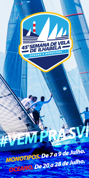 Banner Semana de Vela de Ilhabela - Boat Shopping