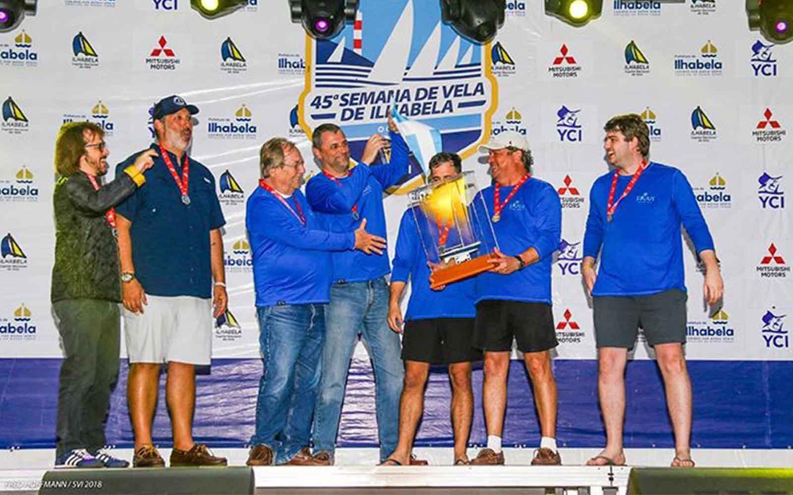 Semana de Vela de Ilhabela-]campeões da Toque-Toque-fred hofmann-boatshopping