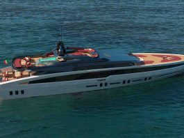 GR Design House revela o primeiro conceito de superiate - boat shopping
