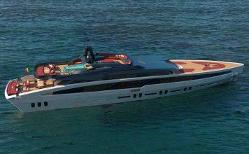 GR Design House revela o primeiro conceito de superiate - boat shopping