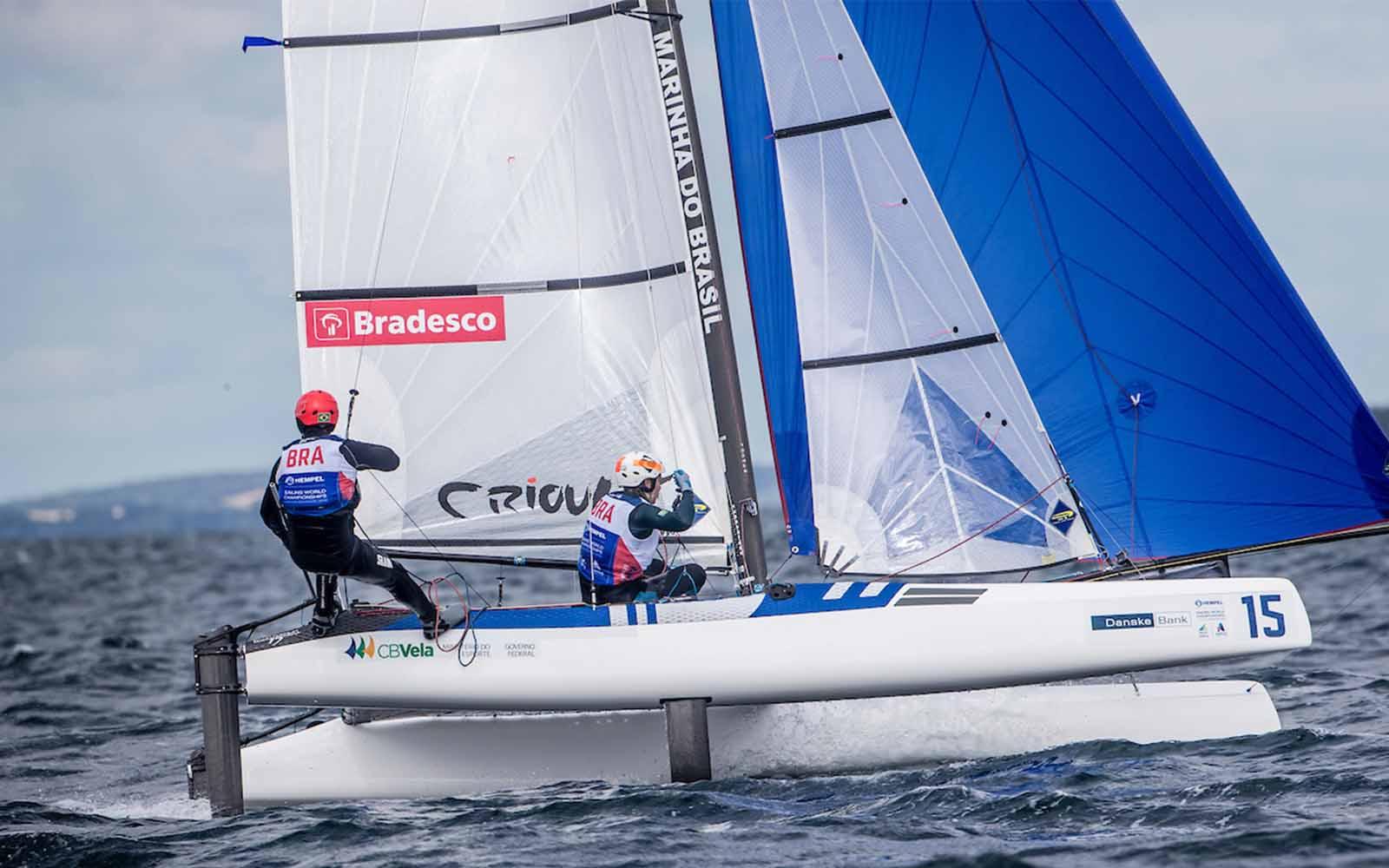 Mundial-Samuel Albrecht e Gabriela Nicolino-Jesus Renedo-Sailing Energy-boatshopping