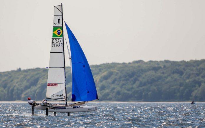 Mundial-Samuel Albrecht e Gabriela Nicolino-Pedro Martinez-Sailing Energy-boatshopping