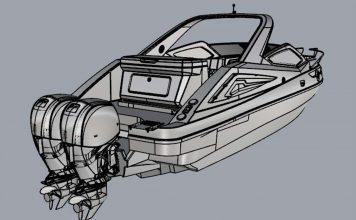 NHD 270-motor popa-boatshopping