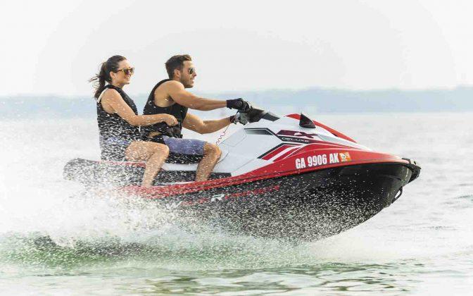 Yamaha 2019 EX Deluxe 2 - boat shopping
