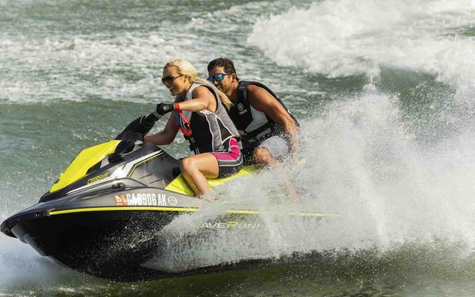 Yamaha 2019 EX Sport 1 - boat shopping