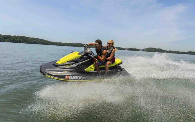 Yamaha 2019 EX Sport 2 - boat shopping