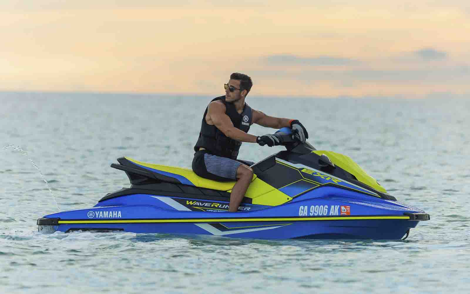 Yamaha 2019 EXR 1 - boat shopping