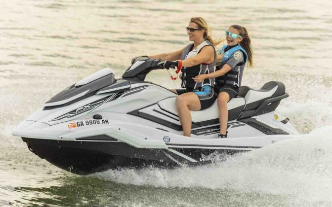 Yamaha 2019 FX Cruiser HO 1 - boat shopping