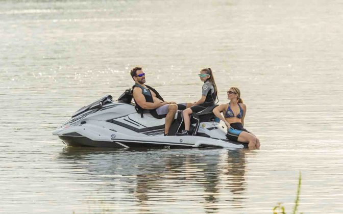 Yamaha 2019 FX Cruiser HO 2 - boat shopping